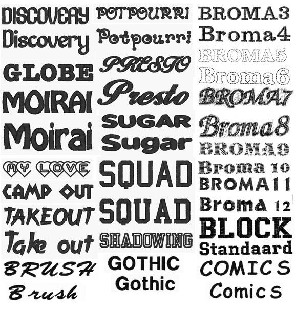 Lettertypes Halsband met naam